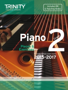 Piano 2015-2017 : Pieces & Exercises Grade 2, Mixed media product Book