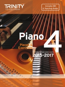 Piano 2015-2017 : Pieces & Exercises Grade 4, Mixed media product Book