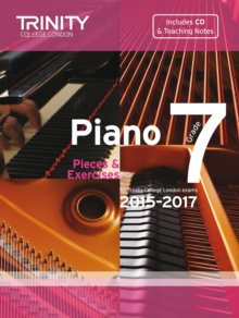 Piano 2015-2017 : Pieces & Exercises Grade 7, Mixed media product Book