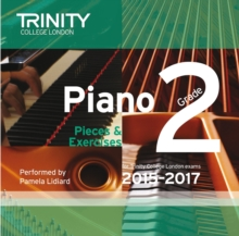 Piano 2015-2017. Grade 2 (CD), CD-Audio Book