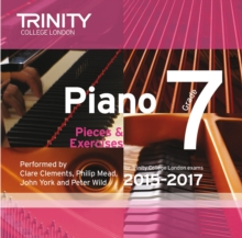 Piano 2015-2017 : Grade 7, CD-Audio Book
