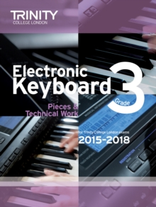 Electronic Keyboard 2015-2018. Grade 3, Sheet music Book