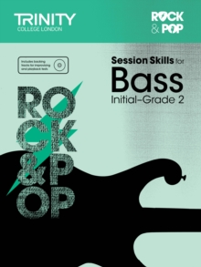 Session Skills for Bass Initial-Grade 2, Sheet music Book