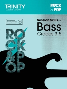Session Skills for Bass Grades 3-5, Sheet music Book