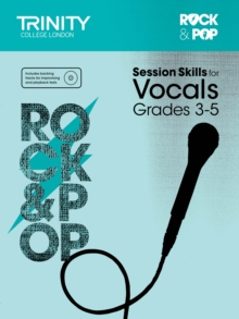 Session Skills for Vocals Grades 3-5, Sheet music Book