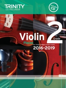 Violin Exam Pieces Grade 2 2016-2019 (Score, Part & CD), Mixed media product Book