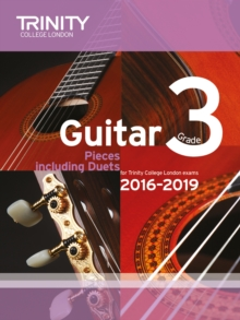 Guitar Exam Pieces Grade 3 2016-2019, Paperback Book