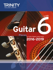 Guitar Exam Pieces Grade 6 2016-2019, Paperback Book
