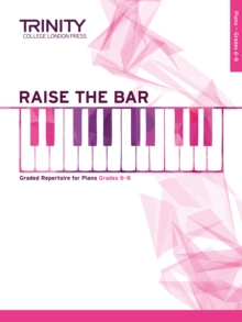 Raise the Bar Piano Book 3 (Grades 6-8), Sheet music Book