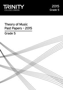 Trinity College London Theory of Music Past Paper (2015) Grade 5, Paperback / softback Book