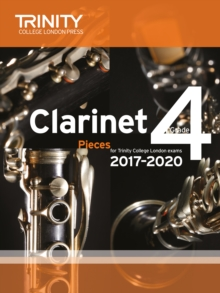 Clarinet Exam Pieces Grade 4 2017 2020 (Score & Part), Paperback Book