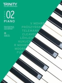 Trinity College London Piano Exam Pieces & Exercises 2018-2020. Grade 2 (with CD), Sheet music Book