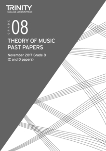 Theory Past Papers Grade 8 Nov 2017, CD-Audio Book
