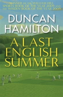 A Last English Summer, Paperback Book