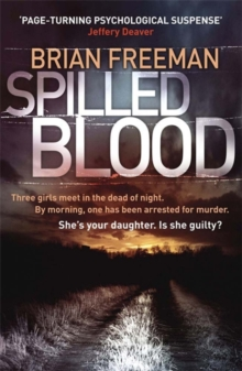 Spilled Blood, Paperback Book