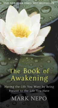 The Book of Awakening : Having the Life You Want by Being Present in the Life You Have, Paperback Book