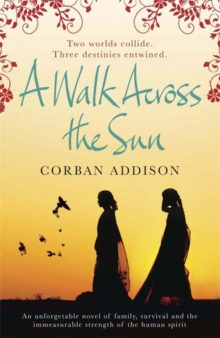 A Walk Across the Sun, Paperback Book