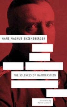 Silences of Hammerstein : A German Story, Paperback / softback Book