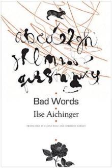 Bad Words : Selected Short Prose, Hardback Book