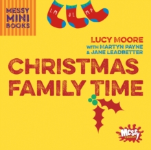 Christmas Family Time, Paperback Book