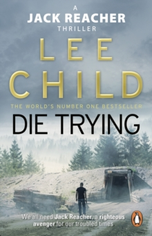 Die Trying : (Jack Reacher 2), Paperback / softback Book