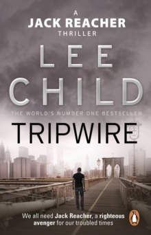 Tripwire : (Jack Reacher 3), Paperback Book