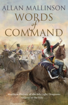 Words of Command : (Matthew Hervey 12), Paperback / softback Book