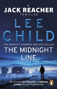 The Midnight Line : (Jack Reacher 22), Paperback / softback Book