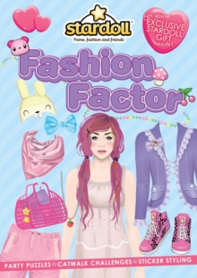 Stardoll : The Fashion Factor, Paperback Book