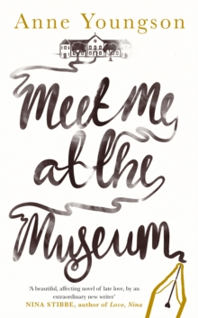 Meet Me at the Museum, Hardback Book