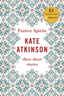 Festive Spirits : Three Christmas Stories, Hardback Book