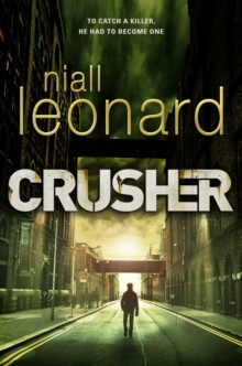 Crusher, Hardback Book