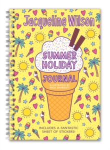 My Summer Holiday Journal, Hardback Book