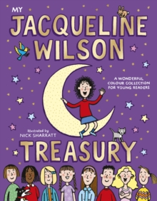 The Jacqueline Wilson Treasury, Hardback Book
