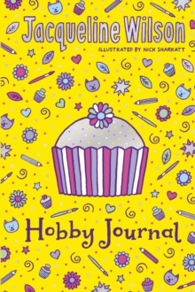 Jacqueline Wilson Hobby Journal, Hardback Book