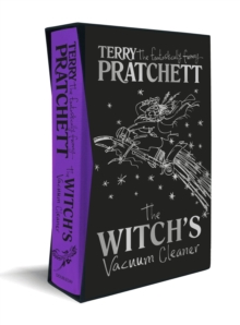 The Witch's Vacuum Cleaner, Hardback Book