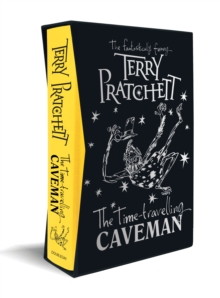 The Time-travelling Caveman, Hardback Book