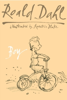 Boy: Tales Of Childhood: Autobiography, Hardback Book