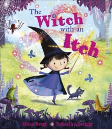 The Witch with an Itch, Paperback Book