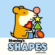 Stanley's Shapes, Board book Book
