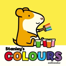Stanley's Colours, Board book Book