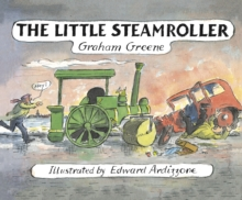 The Little Steamroller, Hardback Book