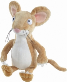 GRUFFALO MOUSE 7 INCH SOFT TOY,  Book