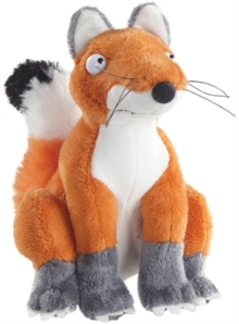 Gruffalo Fox 7 Inch Soft Toy,  Book