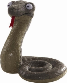 GRUFFALO SNAKE 7 INCH SOFT TOY,  Book