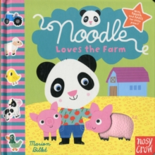 Noodle Loves the Farm, Board book Book