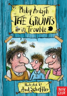 The Grunts in Trouble, Hardback Book