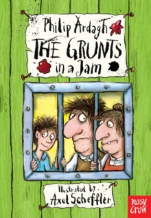 The Grunts in a Jam, Hardback Book