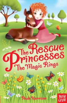 Rescue Princesses: The Magic Rings, Paperback Book