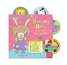 Tiny Tabs: Bunny Boo has lost her teddy, Board book Book